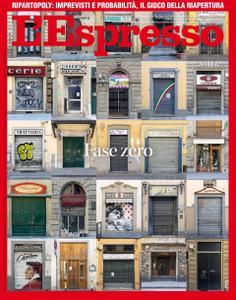 L'Espresso - 03 maggio 2020