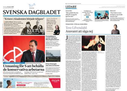 Svenska Dagbladet – 24 mars 2019