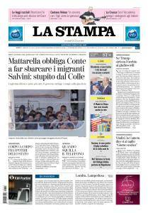 La Stampa Torino Provincia e Canavese - 13 Luglio 2018