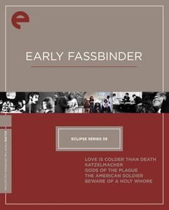 Eclipse Series 39: Early Fassbinder (1969-1970) [Criterion Collection]