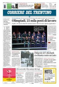 Corriere del Trentino – 12 ottobre 2019