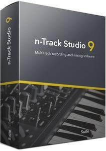 n-Track Studio Suite 9.1.0 Build 3627 Multilingual