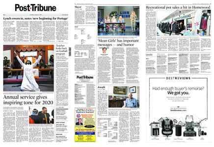 Post-Tribune – January 02, 2020