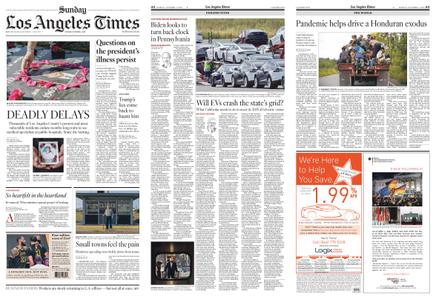 Los Angeles Times – October 04, 2020