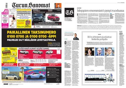 Turun Sanomat – 18.07.2019