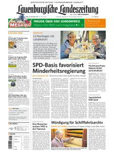 Lauenburgische Landeszeitung - 24. November 2017