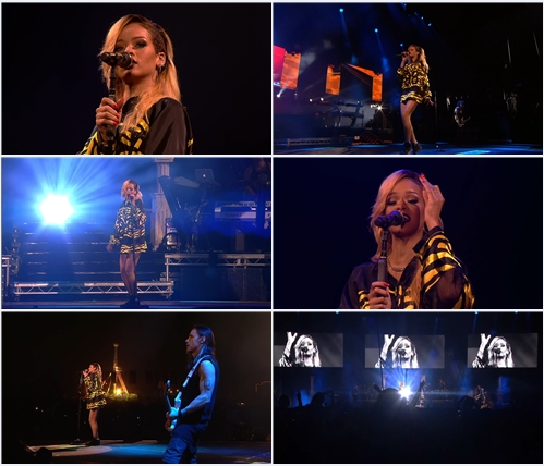 Rihanna - Medley (Live at T in the Park) (2013) HDTV