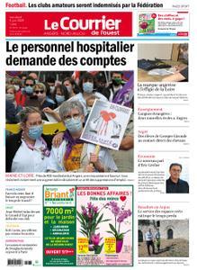 Le Courrier de l'Ouest Angers – 05 juin 2020