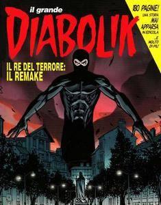 Il Grande Diabolik N.9 - Il Re del Terrore Remake (2004) [Repost]