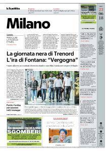 la Repubblica Milano - 23 Giugno 2018