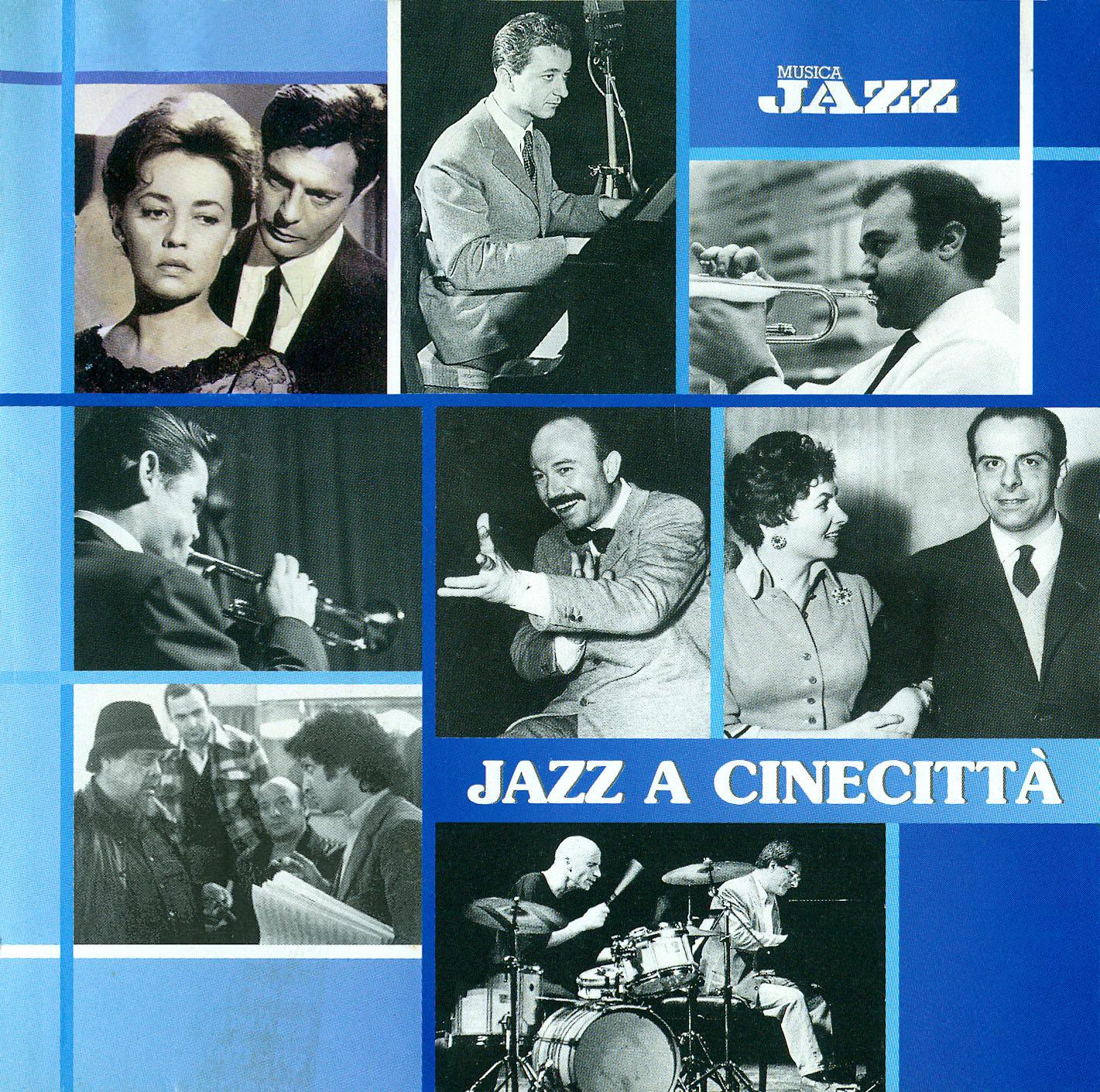 VA - Jazz A Cinecitta (2004) [Musica Jazz Magazine 10/2004