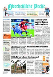Oberhessische Presse Marburg/Ostkreis - 19. Januar 2019
