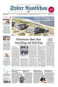 Sylter Rundschau - 22. Juni 2019