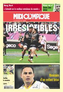 Midi Olympique Rouge - 4 Mars 2019