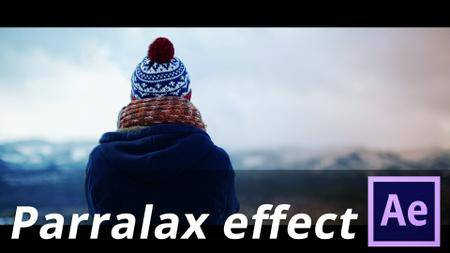 Create a Parralax Effect on a Photograph in Adobe After Effects