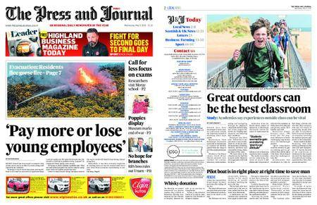 The Press and Journal Moray – May 09, 2018
