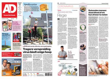 Algemeen Dagblad - Gouda – 02 april 2020