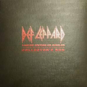 Def Leppard - Limited Edition CD Singles Collector's Box (1993)