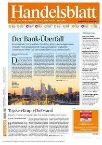 Handelsblatt - 28. Januar 2016