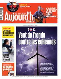 Aujourd'hui en France - 18 Octobre 2021