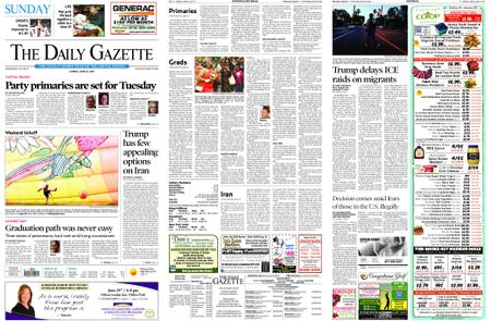 The Daily Gazette – June 23, 2019