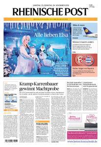 Rheinische Post – 23. November 2019