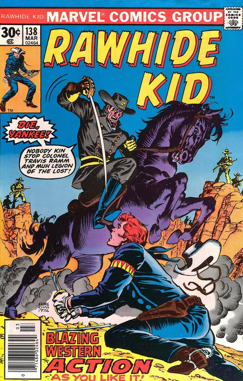 Rawhide Kid v1 138 1977 Brigus