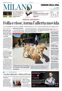 Corriere della Sera Milano – 07 giugno 2020