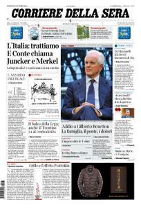 Corriere della Sera – 23 ottobre 2018