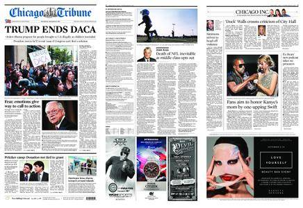 Chicago Tribune – September 06, 2017