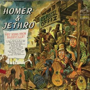 Homer & Jethro - Any News from Nashville? (1966/2016)