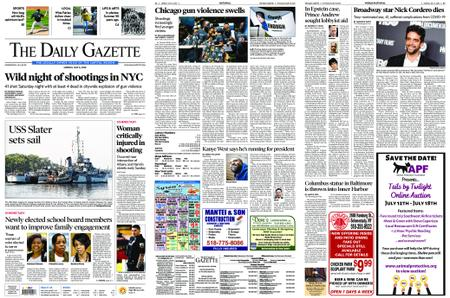 The Daily Gazette – July 06, 2020