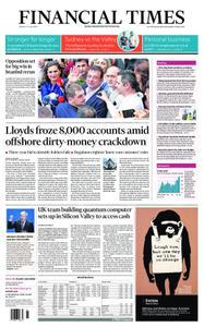 Financial Times UK – June 24, 2019