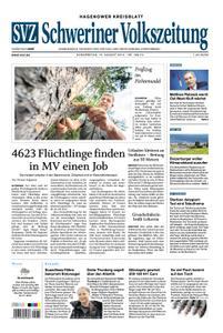 Schweriner Volkszeitung Hagenower Kreisblatt - 15. August 2019