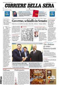 Corriere della Sera – 14 novembre 2018