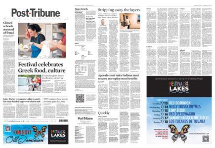 Post-Tribune – July 13, 2021