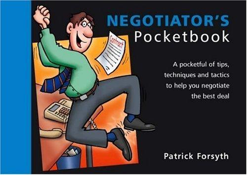 Negotiator's (The Pocketbook) (repost)