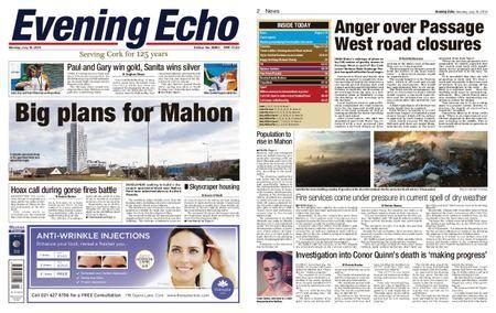 Evening Echo – July 16, 2018