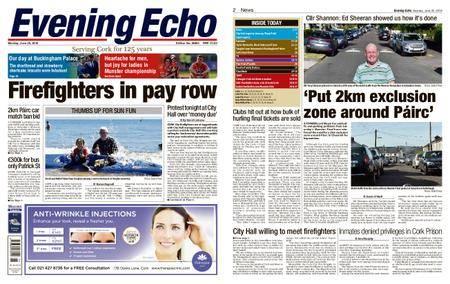Evening Echo – June 25, 2018