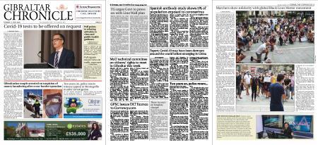 Gibraltar Chronicle – 07 July 2020