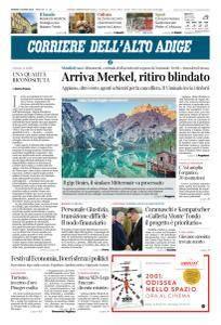Corriere dell'Alto Adige - 1 Giugno 2018