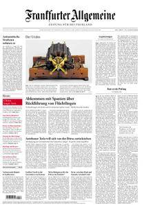 Frankfurter Allgemeine Zeitung F.A.Z. - 09. August 2018