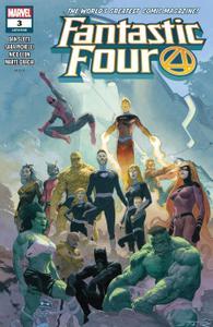 Fantastic Four 003 2019 Digital Zone