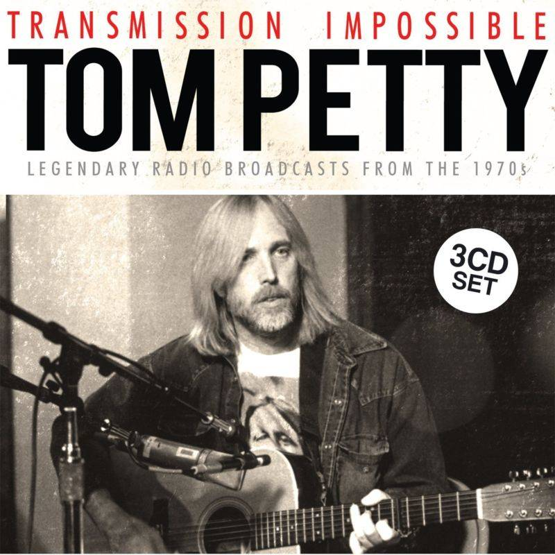 Tom Petty - Transmission Impossible (2015) [Bootleg]