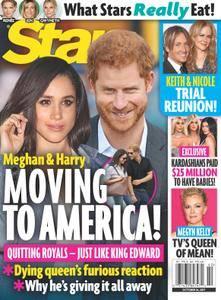 Star Magazine USA - October 16, 2017