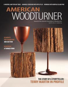American Woodturner - June 2021