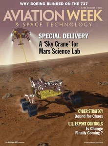 Aviation Week & Space Technology - 01 August 2011