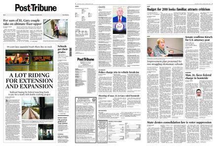 Post-Tribune – October 05, 2017