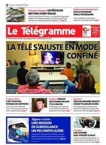 Le Télégramme Concarneau – 28 avril 2020