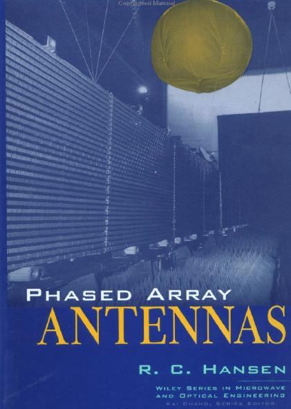 Phased Array Antennas (Repost)